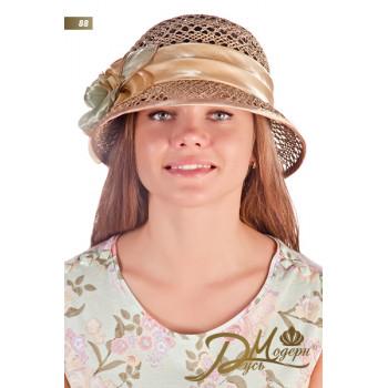 """Соломенная шляпа """"Вида 88"""""""