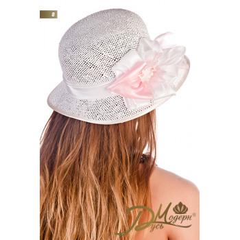 """Соломенная шляпа """"Римма 8"""""""