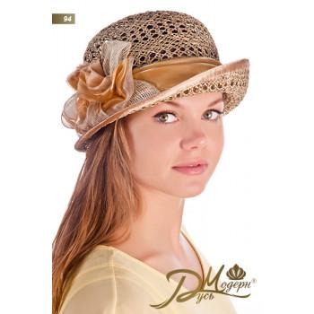 """Соломенная шляпа """"Иоланта 94"""""""